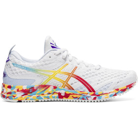 asics Gel-Noosa Tri 12 Shoes Women, white/classic red